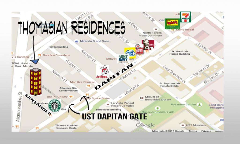 1 thomasian residences vicinity w coml
