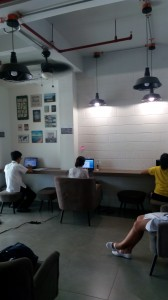 Thomasian Residences Lounge